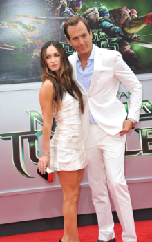 couple wearing white suit and dress